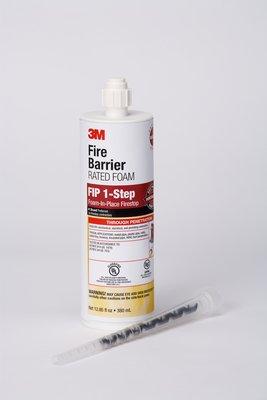 ซิลิโคนยาแนวกันไฟลาม 3M Fire Barrier Rated Foam FIP 1-Step