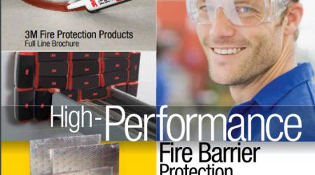 แคตตาล็อกวัสดุกันไฟลาม 3เอ็ม 3M Fire Barrier Protection Catalog