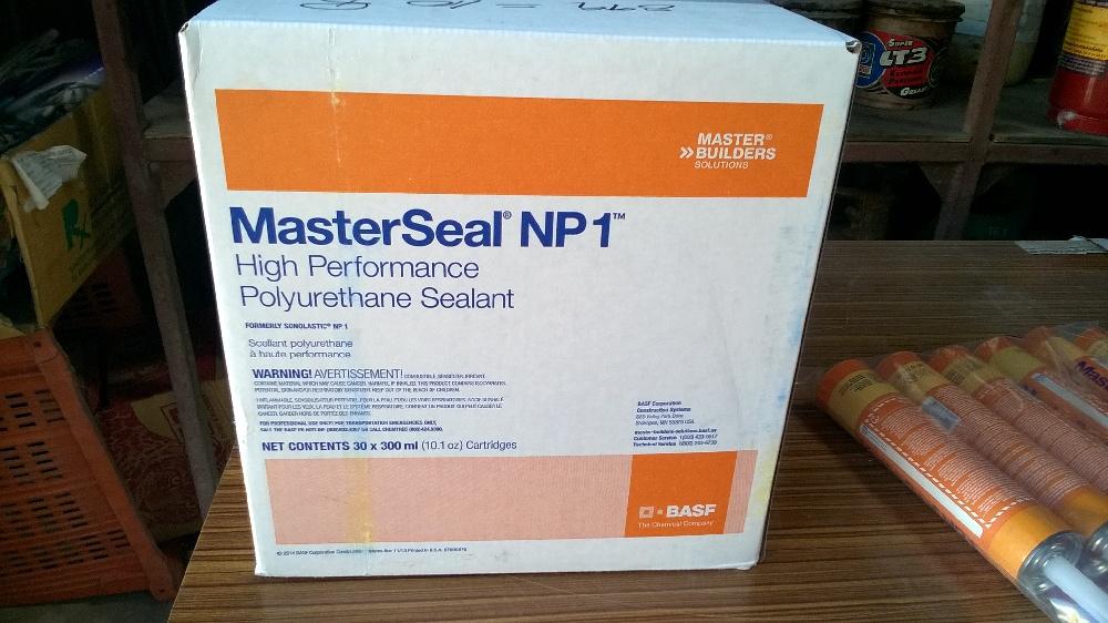ข้อมูลเทคนิควัสดุยาแนว MasterSeal NP1 Technical Data Guide