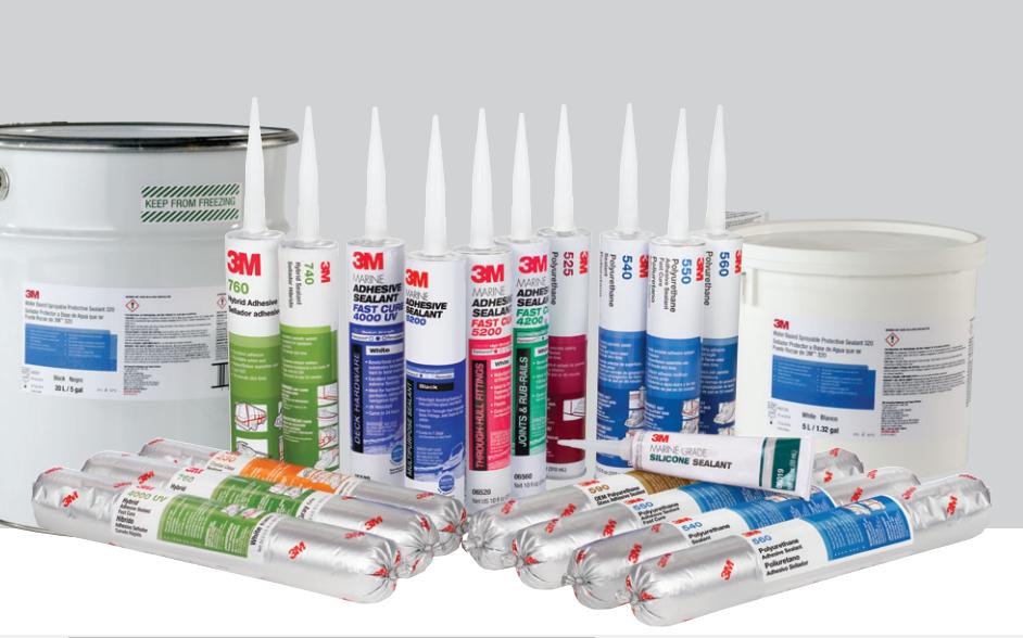 3M PU adhesive sealant